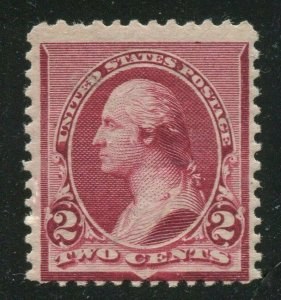 US Stamps - Sc# 219d - Mint OG Never Hinged - MNH   SCV $650.00
