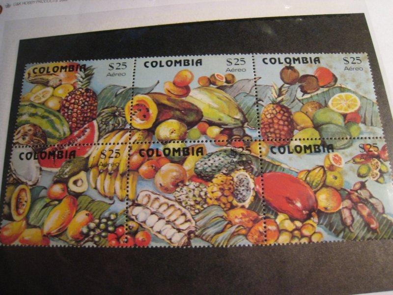 COLUMBIA SCOTT # C7111