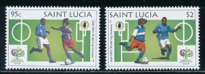 St-Lucia - FIFA World Cup Germany (2006)
