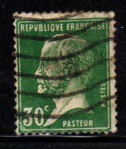 France -  #189 Luis Pasteur   - Used