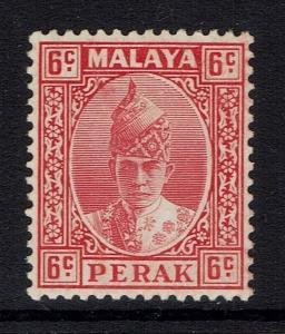 Perak SG# 109, Mint Hinged -  Lot 112916