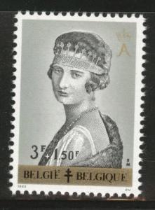 Belgium Scott B728 MNH** 1962 semi postal