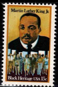 USA Scott 1771 Martin Luther King Jr.  MNH** stamp