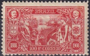 Brazil #190  Unused CV $13.00  (Z7189)