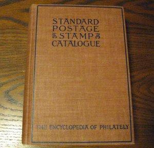 1942 Scott Standard Postage Stamp Catalogue
