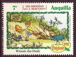 Anguilla~ Scott # 515 ~ Mint NH