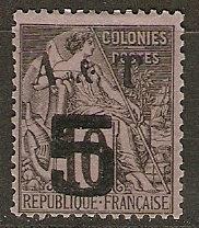 Annam & Tonkin 3 MNG F/VF 1888 SCV $47.50