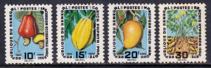 Senegal - Scott #257-260 - MH - SCV $2.60
