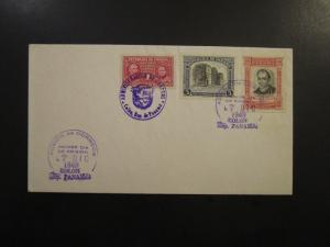 Panama 1949 Series First Day Cover - Z6041