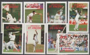 St Vincent Grenadines #606-13  MNH F-VF  CV $6.75 (SU315)