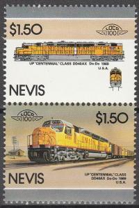 Nevis #217 MNH (K841)