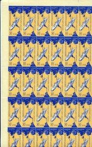Uar Egypt Blocks sheets Folded MNH (250 Stamps)(KUL104