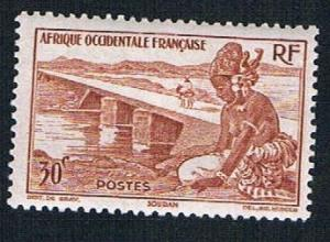French West Africa 37 MLH Bamako Dyke (BP10014)