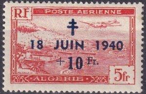 Algeria #CB2   F-VF Unused CV $2.50 (Z4023)