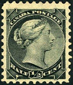 Canada #34 Used