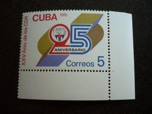 Stamps - Cuba - Scott#2810 - MNH 1 Stamp