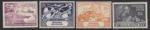 Singapore Sc 23-26 (SG 33-36), MHR