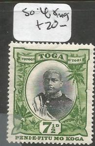 Tonga SG 48 MOG (9chx)