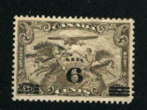 Canada #C3   -3  u  VF 1932 PD