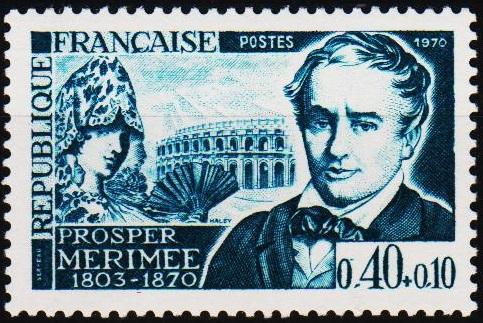 France.1970 40c+10c  S.G.1858 Unmounted Mint