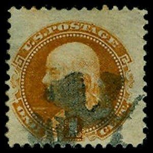 U.S. 1869 ISSUE 112  Used (ID # 56039)