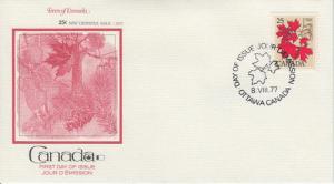 1977 Canada Trees Sugar Maple (719) Fleetwood