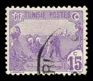 Tunisia 36 Used