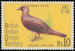 1975 British Indian Ocean Territory #63-77, Complete Set(15), Never Hinged