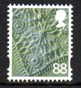 Great Britain Northern Ireland 39 2013 88p linen stamp mint NH
