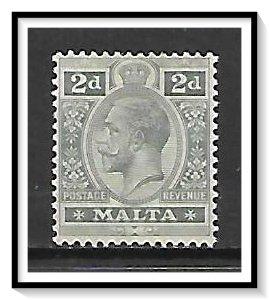 Malta #52 King George V MHR