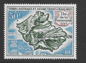 Antarctica FSAT C20 MNH vf, see desc. CV$21.00