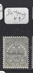 SWAZILAND  (P1510B)  SG 4   MOG