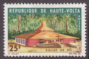 Burkina Faso 165 Po Church 1966