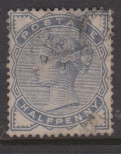 Great Britain Sc#98 Used