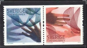Sweden MNH 2011 MNH 2819-2820 - Communication