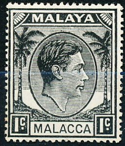 Malaya Malacca #3 Single MH