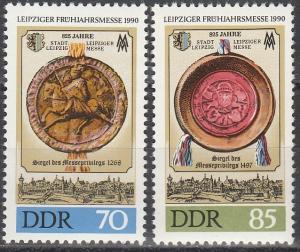 DDR #2804-5 MNH  CV $2.80 (S2013)