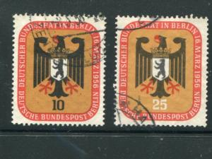 Berlin #9N118-19 Used VF