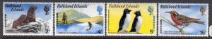FALKLAND ISLANDS 227-30 MNH TOURIST PUBLICITY ISSUE 1974