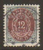 Denmark #29 Used