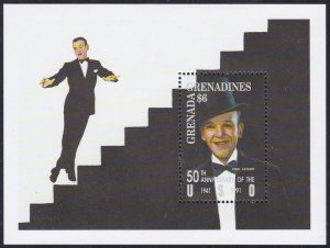 Grenada-Grenadines #1422 s/sheet F-VF Mint NH ** Fred Astaire