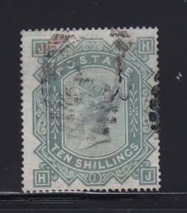 GB Scott # 74 Scarce VF used neat cancel with nice color cv $ 3300 ! see pic !