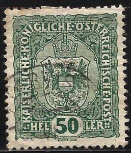 Austria 1916-1918 Scott# 155 Used