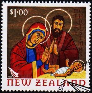 New Zealand. 2009 $1  Fine Used