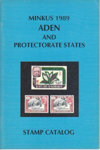 ADEN, 1989 Minkus Specialized Catalog. Good Condition.
