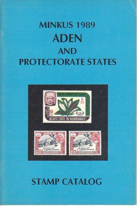 ADEN, 1989 Minkus Specialized Catalog. New Condition.