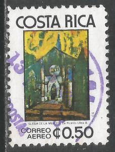 COSTA RICA C702 VFU Y933-1