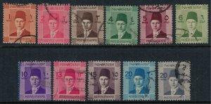 Egypt #206-16  CV $2.95