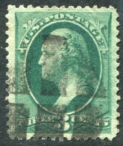 147 3c  Washington Used VF