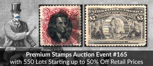 Premium Auction Event #165